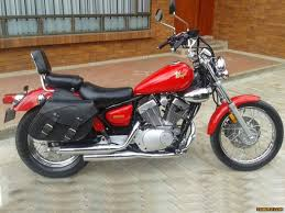 yamaha virago 250 route 66 251 cc 500 cc año custom chopper