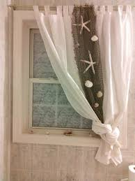 ideas for bathroom window curtains themed curtain idea for bathroom pinteres