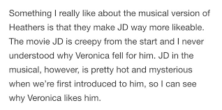 Wicked The Musical Memes - haha omg i fell in love with movie j d right there with veronica