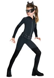 child halloween costumes uk child catwoman costume