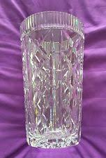 Antique Lead Crystal Vase Antique Crystal Vase Ebay