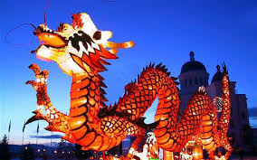china the red dragon of asia