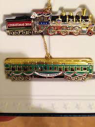 the 2014 white house ornament o