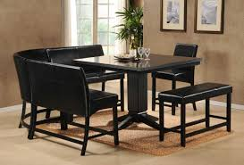 Black Marble Dining Room Table by Bar Height Dining Room Table Sets Full Size Of Kitchenhigh Top