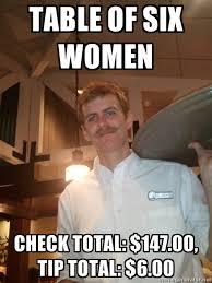 Waitressing Memes - waiter meme page 4 bodybuilding com forums