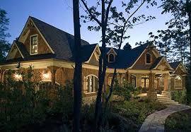 luxury craftsman style home plans plan 15626ge stunning rustic craftsman home plan craftsman