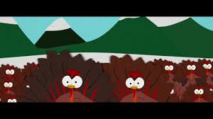attack thanksgiving gif by south park find on giphy