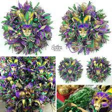 mardi gras wreaths best 25 mardi gras wreath ideas on madi gras party