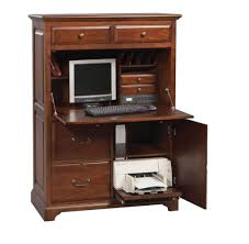 White Computer Armoire by Furniture Espresso Computer Armoire Color The Best Computer