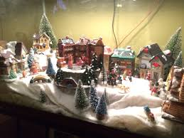 christmas village in a fish tank things i make create and