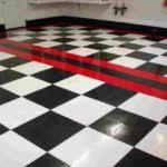 Interlocking Garage Floor Tiles Garage Flooring Tiles Design And Styles Home Design Articles
