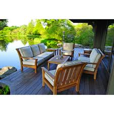 Kingsley Bate Chaise Lounge Kingsley Bate Elegant Outdoor Furniture Thc Exterior Decks