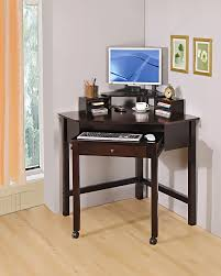 Corner Home Office Desks Modern Corner Desk Home Office Furniture Info