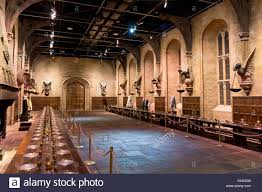 Hogwarts Dining Hall by Harry Warner Stock Photos U0026 Harry Warner Stock Images Alamy