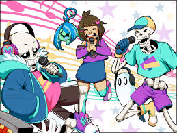 undertale colorful music by xangelfeatherx on deviantart