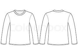 tee shirts blank long sleeve cotton plain sport t shirt men black