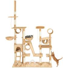 Cat Furniture by Best Choice Products Pet Play Palace 96