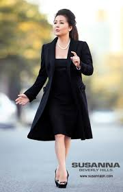haute couture business attire for women
