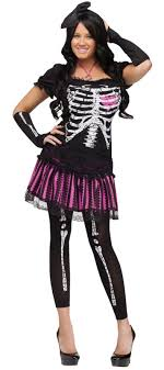 skeleton costume womens women s skeleton costume costumes