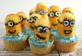 minion cupcakes minion cupcakes recipe tutorial a dish of daily