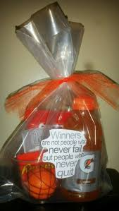 basketball gift basket the idea turned out great juleigh loved them basketball treats