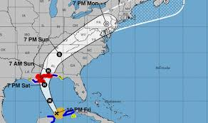 louisiana florida map hurricane nate path map what us states are at risk florida