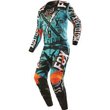 metal mulisha motocross gear fox racing 2016 youth 180 vicious jersey and pant package aqua