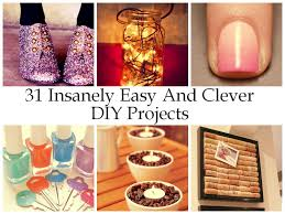 31 insanely easy and clever diy projects jpg