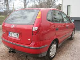 nissan almera tino 1 8 business 5d mpv 2005 used vehicle nettiauto