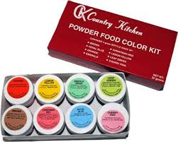 awesome and beautiful food coloring powder trucolor product range