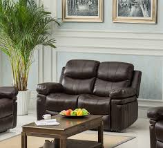 Recliner Sofa Suite 46 Leather Recliner Suite Black Leather 3 1 1 Recliner Sofa