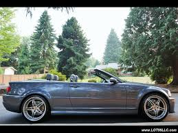 2002 bmw m3 convertible hard top 6 speed manual for sale in