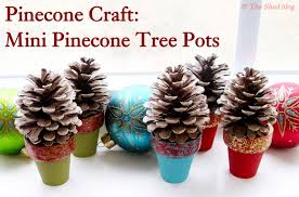pine cone decoration ideas craftionary