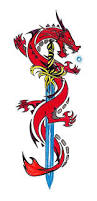 best 25 red dragon tattoo ideas on pinterest dragon tattoo