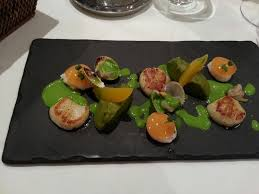 cuisine cagne moderne le vauban antibes a michelin guide restaurant