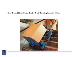 electrical stair climbing hand truck