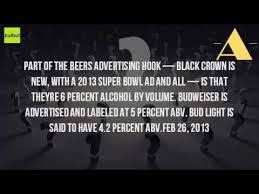how much alcohol does bud light have how much alcohol is in bud light youtube