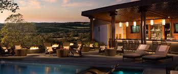 luxury hotels san antonio la cantera resort spa signature