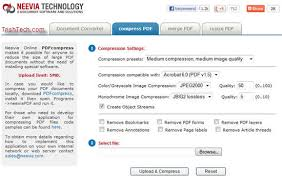 Compress Pdf How To Compress Pdf Files And Reduce Their Size