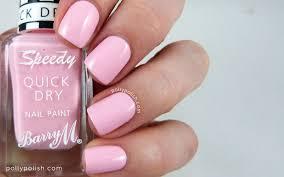 barry m speedy nail paints