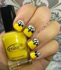 manis u0026 makeovers twinsie thursday half moon manicure