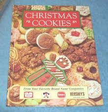 vintage christmas cookies recipes b4338 for sale antiques com