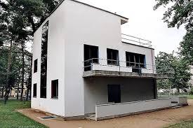 bauhaus home ik hou van het rechtlijnige van die strakheid bauhaus architecture