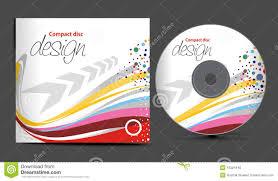 design cd cover cd cover design stock photo image 15324480