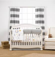 Grey Crib Bedding Sets Modern Crib Bedding Sets Picture Grey And White Experience Home