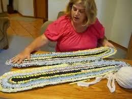 Crochet Oval Rag Rug Pattern Oval Rag Rug For Beginners Youtube