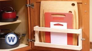 Innovative Kitchen Organization And Storage DIY Projects DIY - Kitchen cabinet door organizer