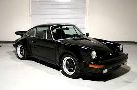 1976 porsche turbo 1976 porsche 911 turbo coupe black 41 355 sloan cars
