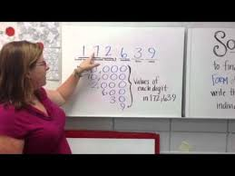 numbers in expanded form writing a number in expanded form