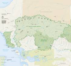 Map Of Death Valley Death Valley National Park Map Luxury Kobuk Valley Maps